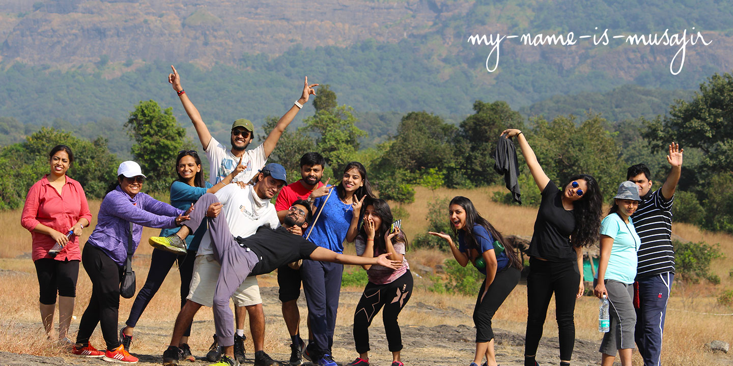 My first trek in 300 foot Deep Valley - Sandhan Valley: Maharashtra's Grand Canyon