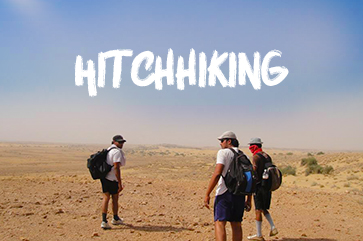 600km, Hitchhiking Trip from Hisar to Jaisalmer
