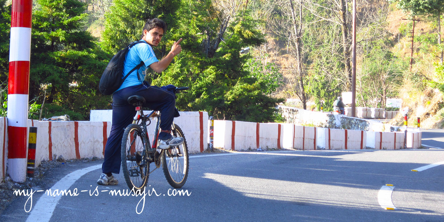 Cycling trip from Haridwar to Dhanolti - Uttrakhand