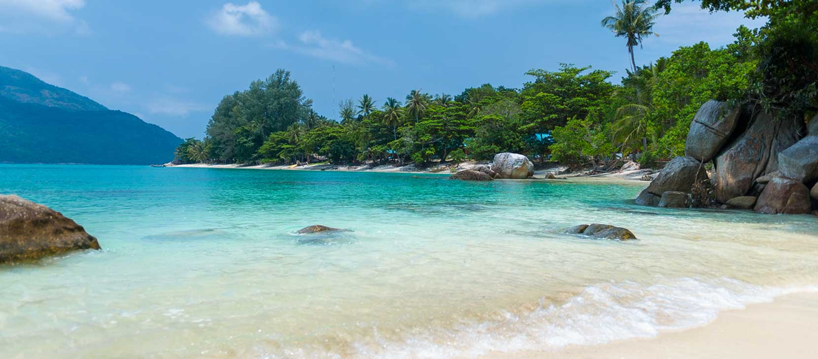 Best Beaches in Asia for Couples