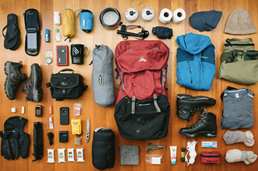 10 Must have things to carry on Hiking or Trekking Trips