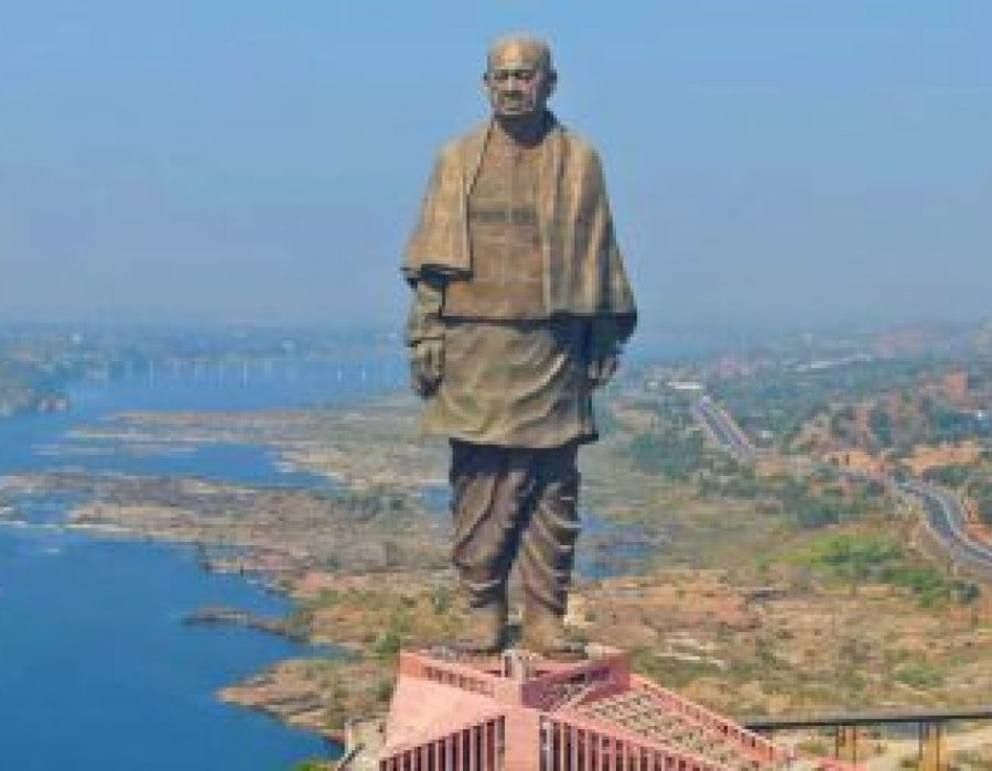 Statue of Unity – The World's Tallest Statue